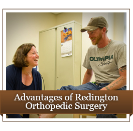 Advantages of Redington Orthopedic Surgery